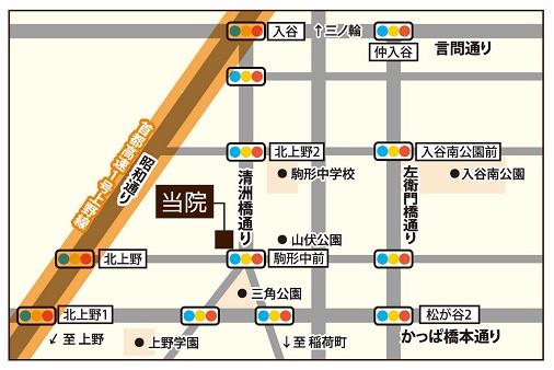 東京都台東区北上野1-9-13